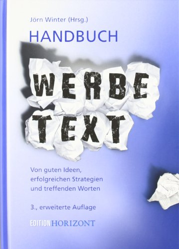9783866411463: Handbuch Werbetext