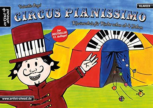 9783866420052: Circus Pianissimo