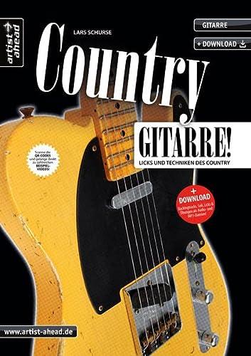 9783866420960: Country-Gitarre