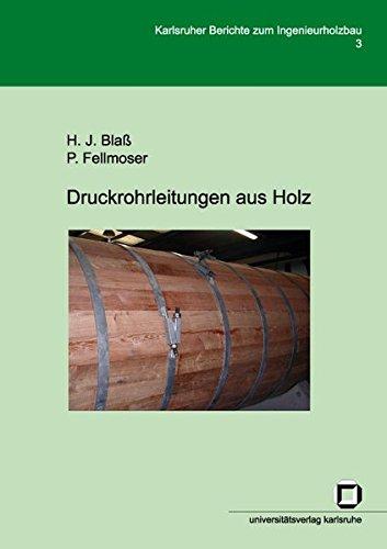 9783866440258: Druckrohrleitungen aus Holz