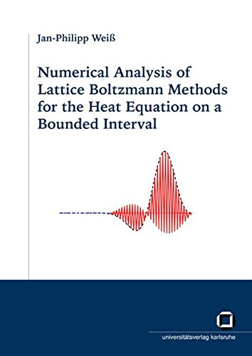 9783866440692: Numerical Analysis of Lattice Boltzmann Methods for the Heat Equation on a Bounded Interval