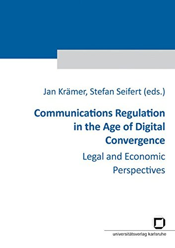 9783866443877: Communications Regulation in the Age of Digital Convergence: Legal and Economic Perspectives