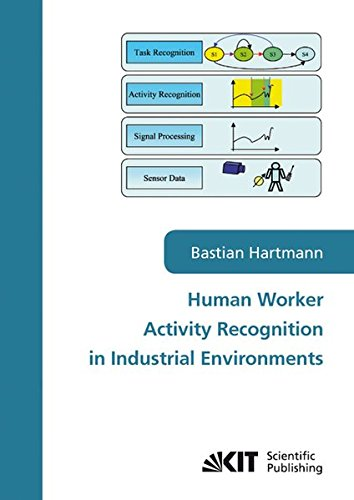 9783866446434: Human worker activity recognition in industrial environments