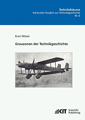9783866447578: Grauzonen der Technikgeschichte (German Edition)