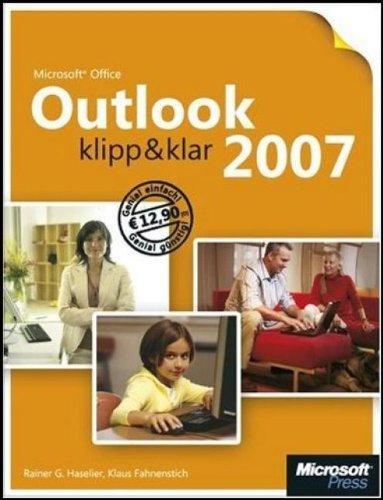 9783866454521: Microsoft Office Outlook 2007 einfach, klipp & kla
