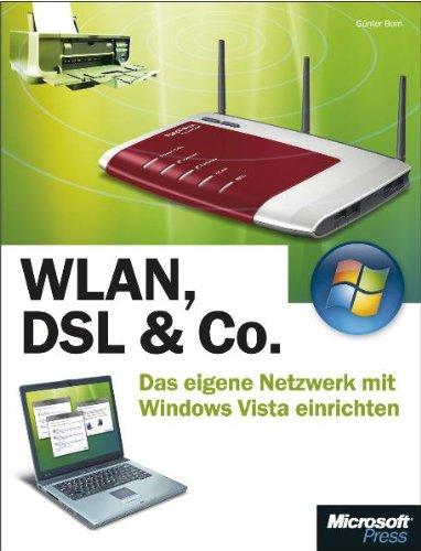 9783866455825: WLAN, DSL & Co.