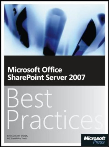 9783866456501: Microsoft SharePoint-Technologien - Best Practices