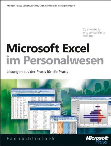 9783866456600: Microsoft Excel im Personalwesen: Lösungen aus der Praxis für die Praxis