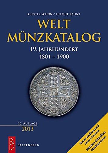 9783866460904: Weltmünzkatalog 19. Jahrhundert: 1801 - 1900
