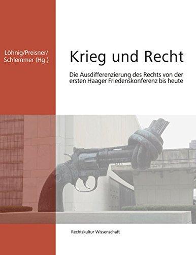 Krieg und Recht: Martin Löhnig