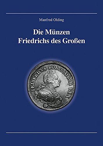 9783866465060: Die Münzen Friedrichs des Großen