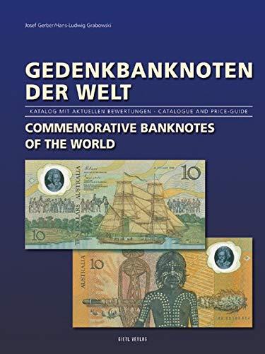 9783866465305: Gedenkbanknoten der Welt � Commemorative Banknotes of the World: Katalog mit aktuellen Bewertungen � Catalogue and Price-Guide