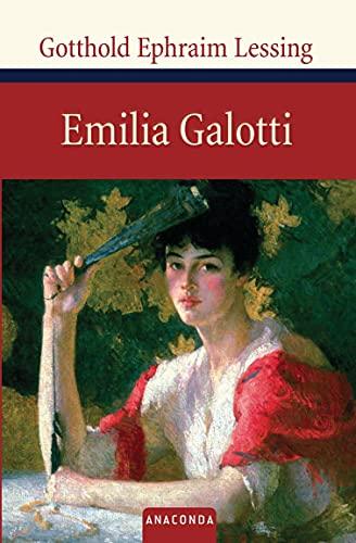 9783866470538: Emilia Galotti. Ein Trauerspiel in fünf Aufzügen