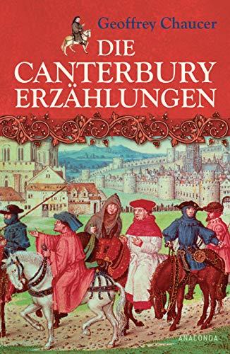 9783866472174: Die Canterbury-Erzählungen