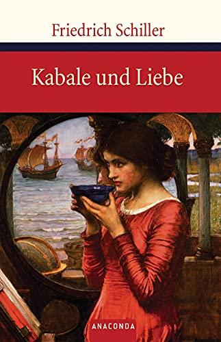 9783866472426: Kabale und Liebe: Ein bürgerliches Trauerspiel
