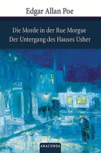 Die Morde in der Rue Morgue/ Der: Poe, Edgar Allan