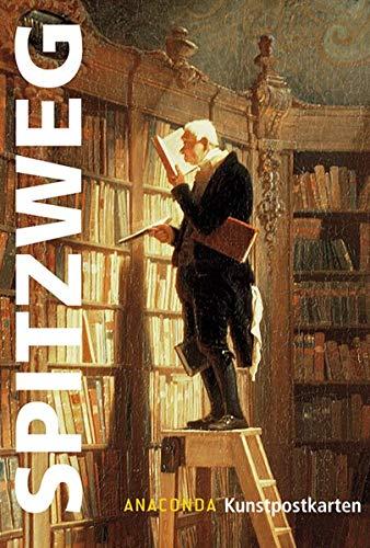 9783866474901: Postkartenbuch Spitzweg