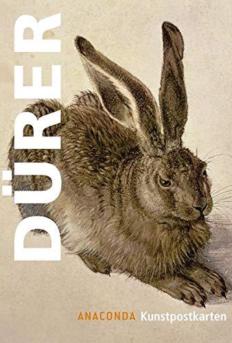 9783866474925: Postkartenbuch Dürer