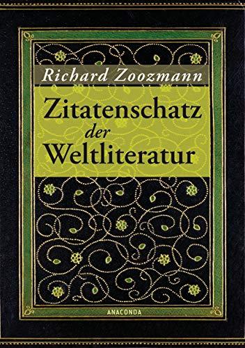 9783866475120: Der Zitatenschatz der Weltliteratur