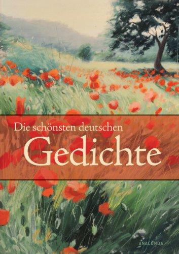9783866475526: Die schönsten deutschen Gedichte vom Minnesang bis heute