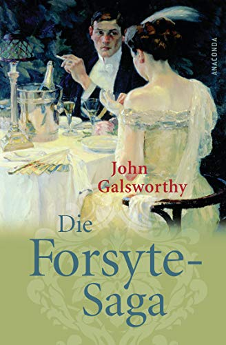 9783866476127: Die Forsyte-Saga