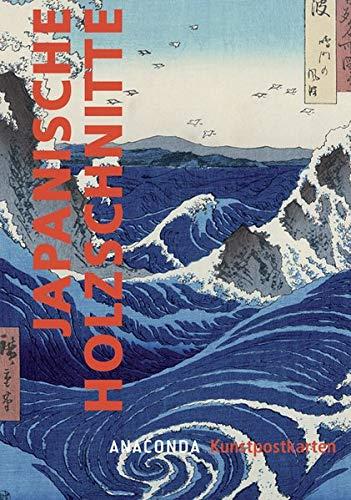 9783866476264: Japanische Holzschnitte, Kunstpostkarten