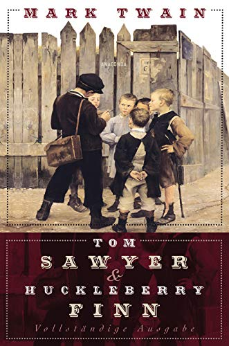9783866476981: Tom Sawyer und Huckleberry Finn