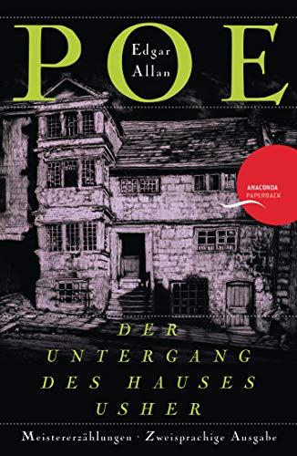 Der Untergang des Hauses Usher: Poe, Edgar Allan