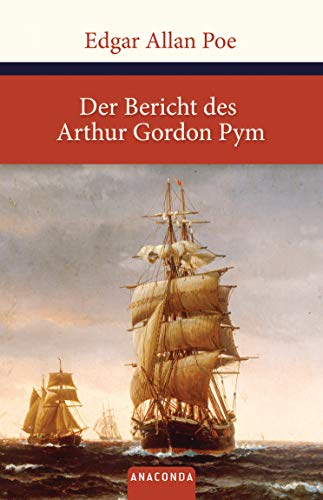 9783866478756: Der Bericht des Arthur Gordon Pym