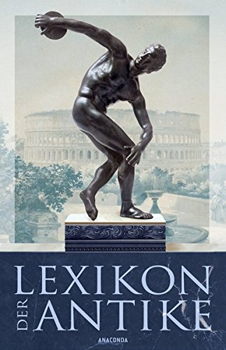 9783866479241: Lexikon der Antike