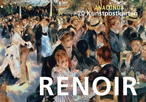 9783866479531: Postkartenbuch Pierre-Auguste Renoir