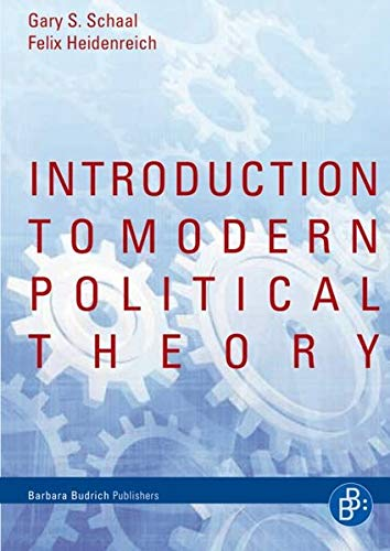9783866490956: Introduction to Modern Political Theory