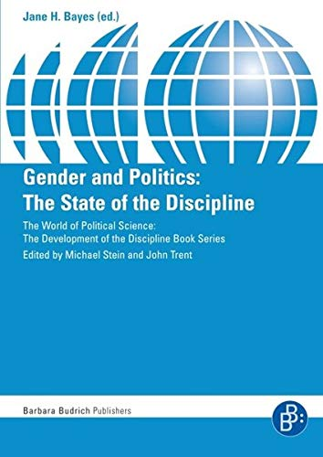 9783866491045: Gender and Politics: The State of the Discipline (The World of Political Science - The Development of the Discipline)