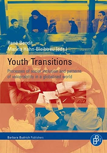9783866491441: Youth Transitions: Processes of Social Inclusion and Patterns of Vulnerability in a Globalised World