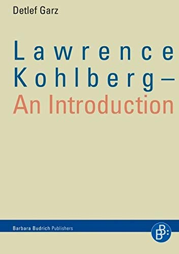 9783866492851: Lawrence Kohlberg: An Introduction
