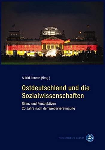 Ostdeutschland und die Sozialwissenschaften: Astrid Lorenz