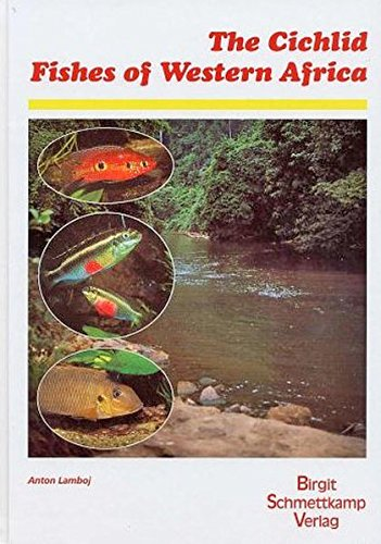 9783866590168: Cichlid fishes of West Africa
