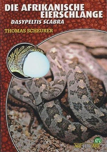 9783866590304: Die afrikanische Eierschlange: Dasypeltis Scabra