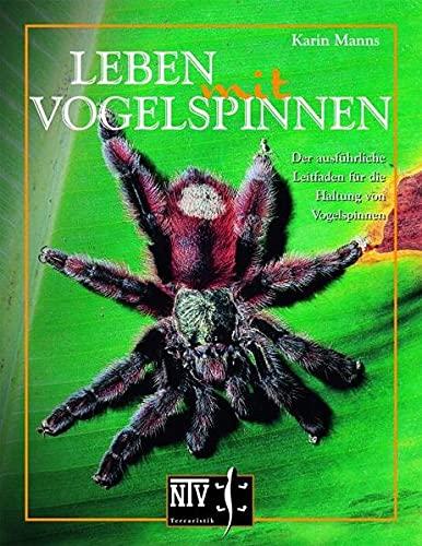 9783866590427: Leben mit Vogelspinnen