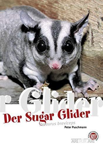9783866590458: Der Sugar Glider: Art f�r Art