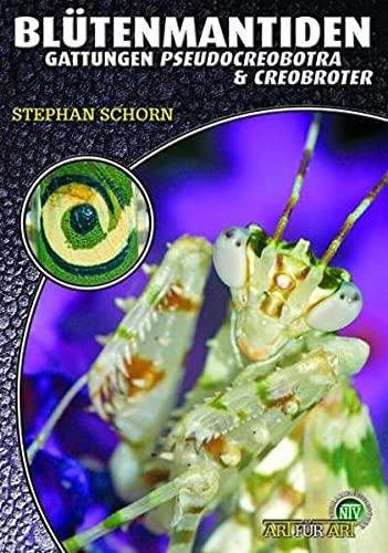 Blütenmantiden (Gattungen Pseudocreobotra & Creobroter),: Gattungen Pseudocreobotra & ...
