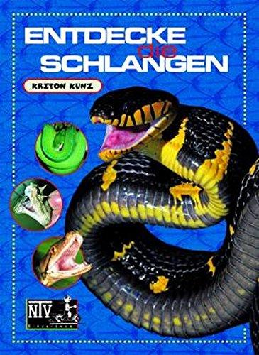 9783866591264: Entdecke die Schlangen
