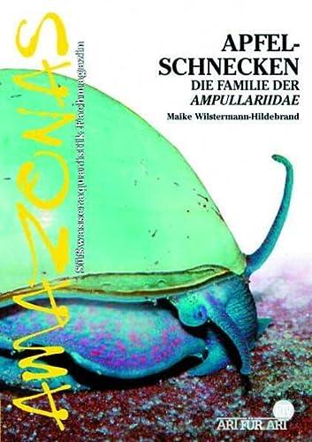 Art für Art: Apfelschnecken: Amazonas / Die Familie der Ampullariidae: Maike ...