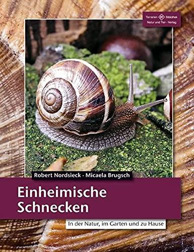 9783866591912: Einheimische Schnecken: In der Natur, im Garten und zu Hause
