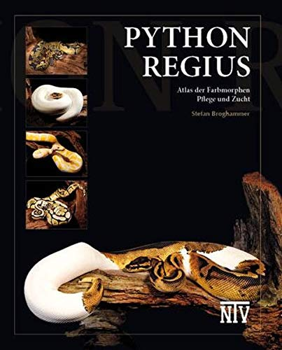 9783866592094: Python regius: Atlas der Farbmorphen