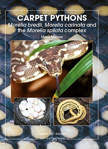 9783866592957: Carpet Pythons