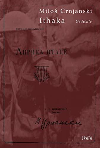 9783866600539: Ithaka: Gedichte. Serbisch /Deutsch