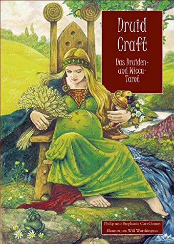 9783866630345: Das Druiden- und Wicca-Tarot