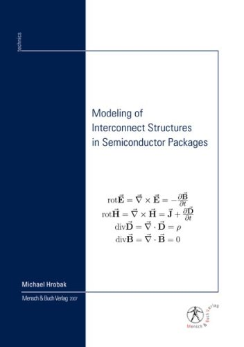 9783866642102: Modeling of Interconnect Structures in Semiconductor Packages