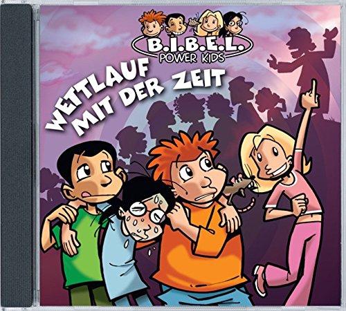 9783866660649: Die B.I.B.E.L. (Bibel) Power Kids. Wettlauf mit der Zeit